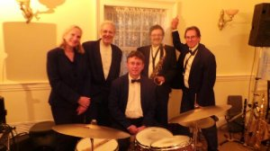 Sid Winkler Big Band with Susie Rozler, Joe Rozler, John Bacon,Dave Schiavone and Bruce Johnstone